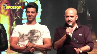 UNCUT- Hrithik Roshan and Yami Gautam Launches Mon Amour Song from Kaabil  | SpotboyE