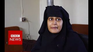 Shamima Begum: IS teenager to lose UK citizenship - BBC News
