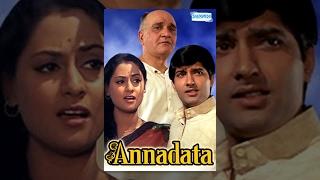 Annadata - Hindi Full Movie - Jaya Bachchan, Anil Dhawan - Bollywood Hit Movie