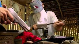 Underworld Inc: Illegal Hand Made Colt 1911 Pistols Ghost Gun
