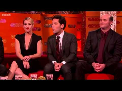 The Graham norton show season 14 and episode 11 PART 1 New year s special