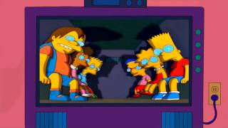 The Simpsons - Chief Wiggum Gets Scared (Funny Scene)