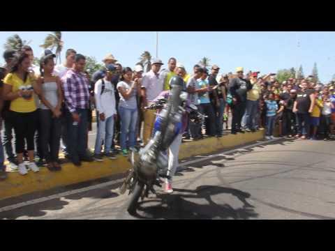 Expoturismo internacional de motos de alta cilindrada Coro 2014