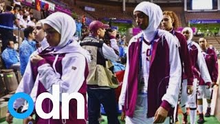 Qatar's women's basketball team pulls out of Asian Games over hijab ban