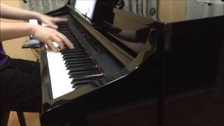 Flashlight - Jessie J (from Pitch Perfect 2) (piano cover by Gun)