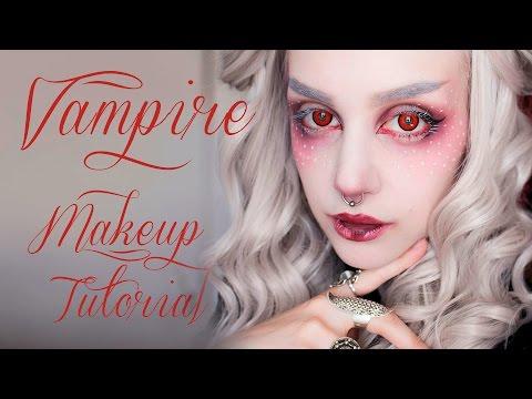 Vampire Makeup Tutorial | Manic Moth