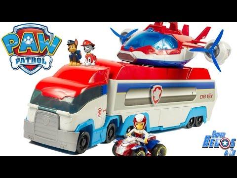 Xxx Mp4 Pat Patrouille Camion Patrouilleur Paw Patroller Truck Patrulla Canina Jouets Toys Review 3gp Sex