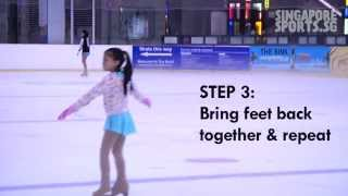 Ice Skating - Sizzle on the Ice Rink