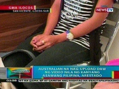 Xxx Mp4 BP Australian Na Nag Upload Daw Ng Sex Video Nila Ng Asawang Filipina Arestado 3gp Sex