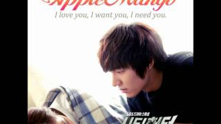City Hunter OST: Part 7: I Love You, I Want You, I Need You (instrumental) [Audio]