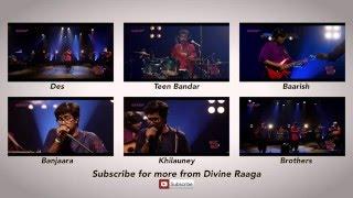 Bheegi Bheegi (Gangster) - Cover by Divine Raaga - LIVE at Music Mojo Season 3