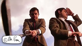 Tee Off, Mr. Bean | Part 5/5 | Mr. Bean Official