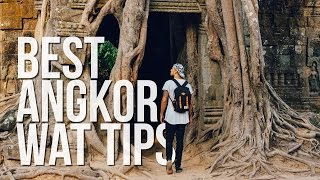 Best Tips for Visiting Angkor Wat - Beat The Crowds in Siem Reap, Cambodia