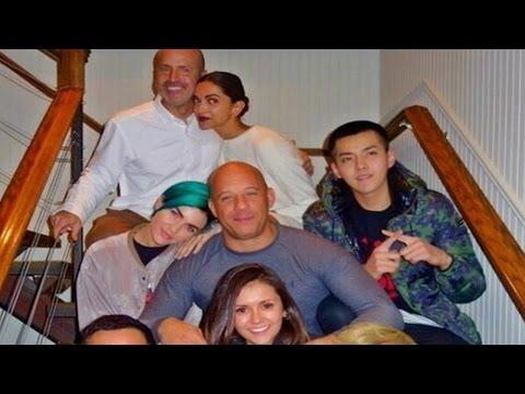 Deepika Padukone's DINNER DATE with Vin Diesel & XXX: Return of Xander Cage CAST