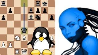 Neural Network AI Leela Chess Zero vs Chess Grandmaster Andrew Tang