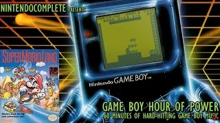 Game Boy Hour Of Power: Great GB Music - NintendoComplete