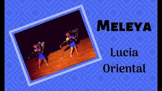 Maja and Tina dancing a Meleya at Lucia Oriental | Egyptian folklore | Oriental Dance