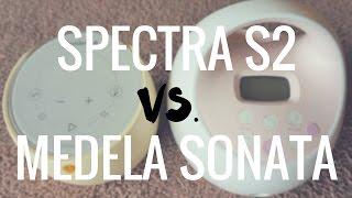 Spectra S2 vs. Medela Sonata Breast Pump Comparison // Momma Alia