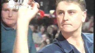 Darts World Championship 1994 featuring Painter and Phillips