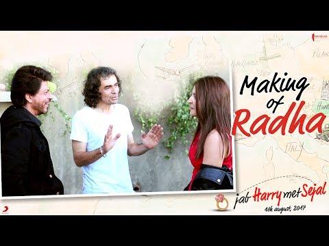 Xxx Mp4 Making Of Radha Jab Harry Met Sejal Shah Rukh Khan Anushka Sharma 3gp Sex