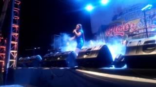 Bella Nafa di Event yamaha ciledug #Kangen