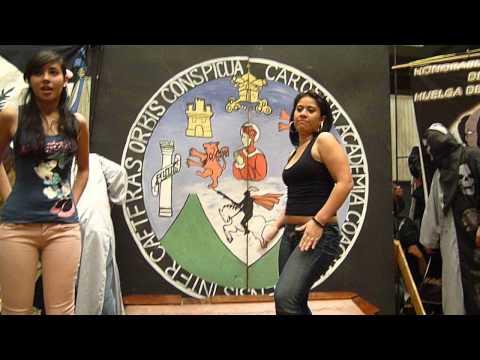 Bienvenida Ingeniería USAC 2013 Concurso de baile final parte 1 HD