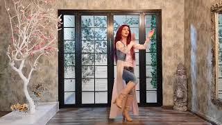 رقص جدید شاداب خانم(ولنتاین)