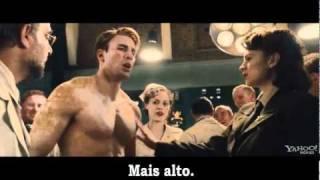 Capitão America Trailer Oficial Legendado em Portugus HD