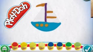 Play Doh Learn Abc Letter B - Play do for kids learning abc song youtube with playdough