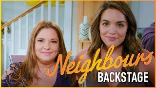 Neighbours Backstage - SWAT at the Willis House