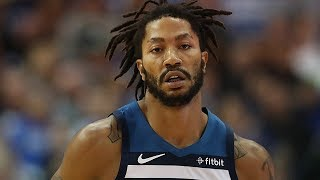 Derrick Rose's Rape Accuser Now Has To PAY HIM For Losing Her Lawsuit Against Him!
