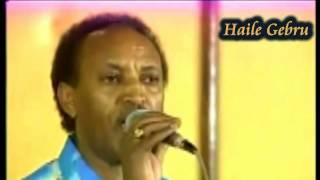 Eritrea - Legendary Haile Gebru Singing One Of His Most Famous Songs In ERI-TV Studio