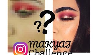 İnstagram Makyaj Challenge