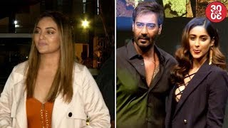 Sonakshi Ignores Her Ex-boyfriend Bunty |Ajay–Ileana Become Close Friends On The Sets Of