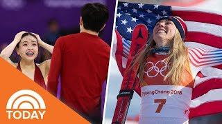 45 Faces Olympians Made When They Realized They Won Big In Pyeongchang | TODAY