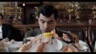 Mr.Bean's Holidays restraunt comedy scene[hd] MUST WATCH.flv