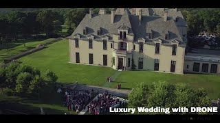 EPIC ROMANTIC Wedding IN A CASTLE 2017- 4K Wedding!