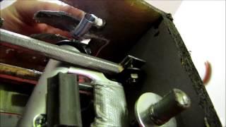 Homemade H-shifter (6+R)