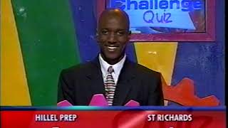 Hillel Prep vs St. Richards Primary - JRSCQ - October 31, 2005
