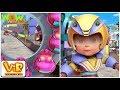 Vir vs Robo Ten | Vir : The Robot Boy WITH ENGLISH, SPANISH & FRENCH SUBTITLES | WowKidz