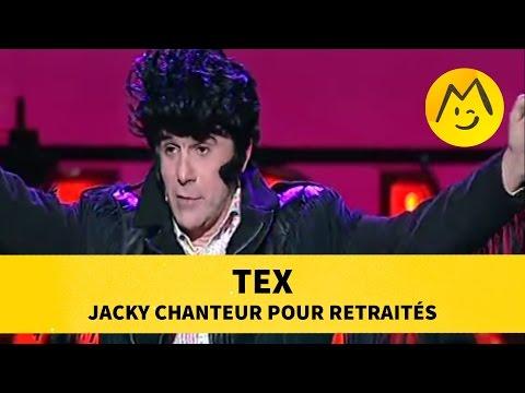 Tex : Jacky chanteur pour retraités
