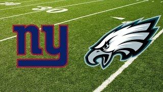 Philadelphia Eagles vs New York Giants Highlights & Recap (11/6/16)