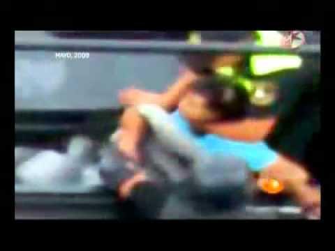 Enrique Peña Nieto manda violar con un tubo a un maestro por ser gay