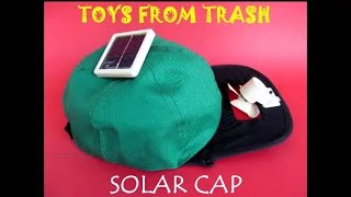 SOLAR CAP | BENGALI | Cool your head with the sun!