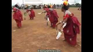 Afikpo, Ebonyi, Nigeria_Igbo Dance