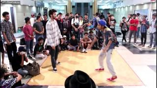 Solo Popping Final Battle at RAGE 2015