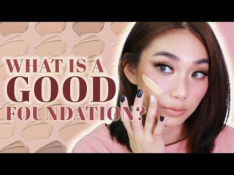What's a GOOD FOUNDATION? | Raiza Contawi