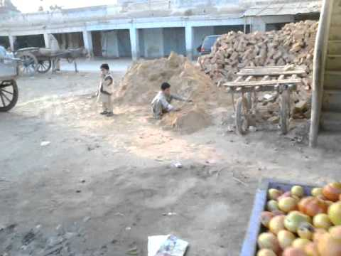 Streets of Gambat, District Khairpur (Mir's), Sindh, Part 7