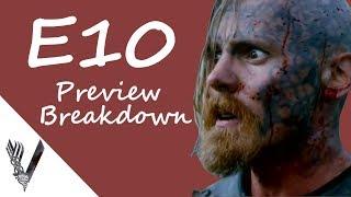 Vikings Season 5 Episode 10 Preview/Promo Breakdown   Finale