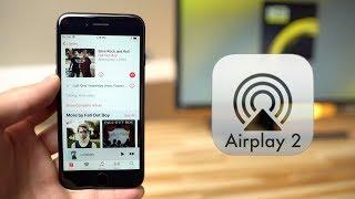 Inside iOS 11: AirPlay 2 brings speaker support to HomeKit